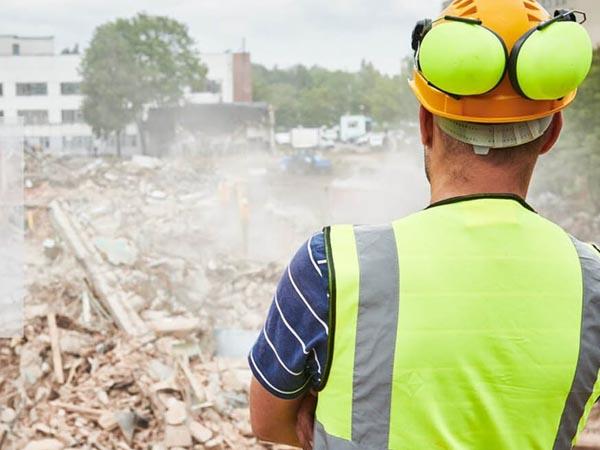 demolari constructii