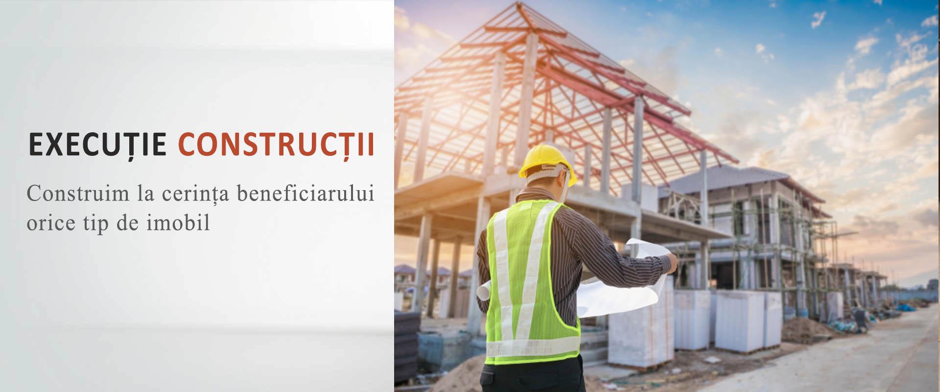 executie constructii case vile bucuresti